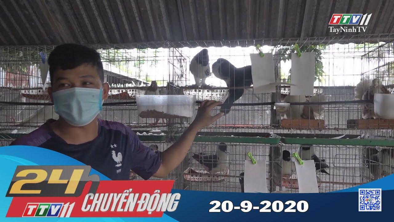 24h Chuyển động 20-9-2020 | Tin tức hôm nay | TayNinhTV