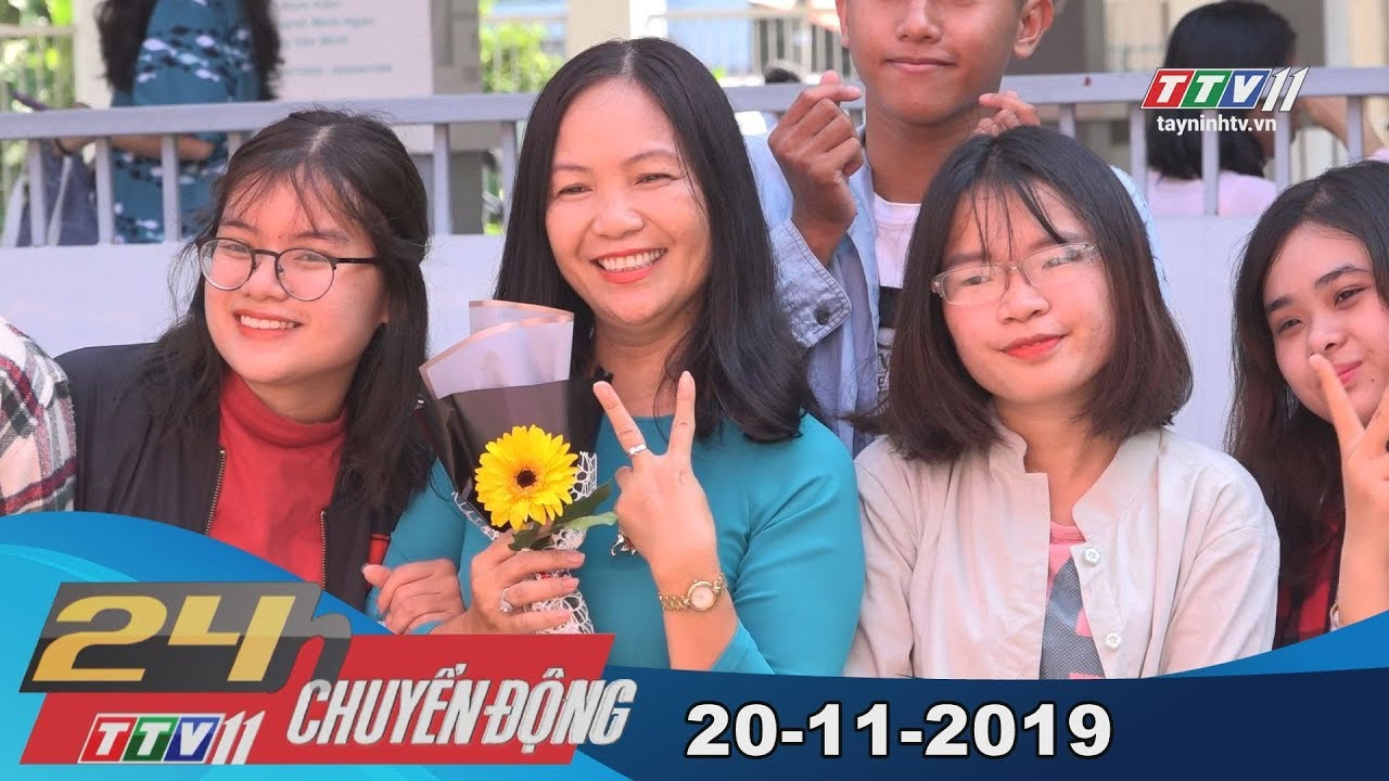 Tây Ninh TV | 24h Chuyển động 20-11-2019 | Tin tức ngày hôm nay
