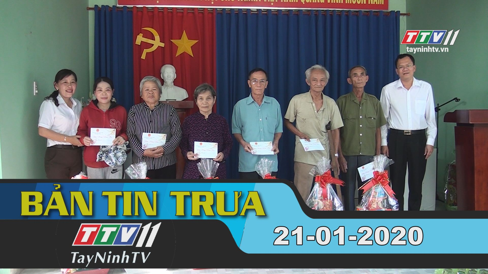 Bản tin trưa 21-01-2020 | Tin tức hôm nay | TayNinhTV
