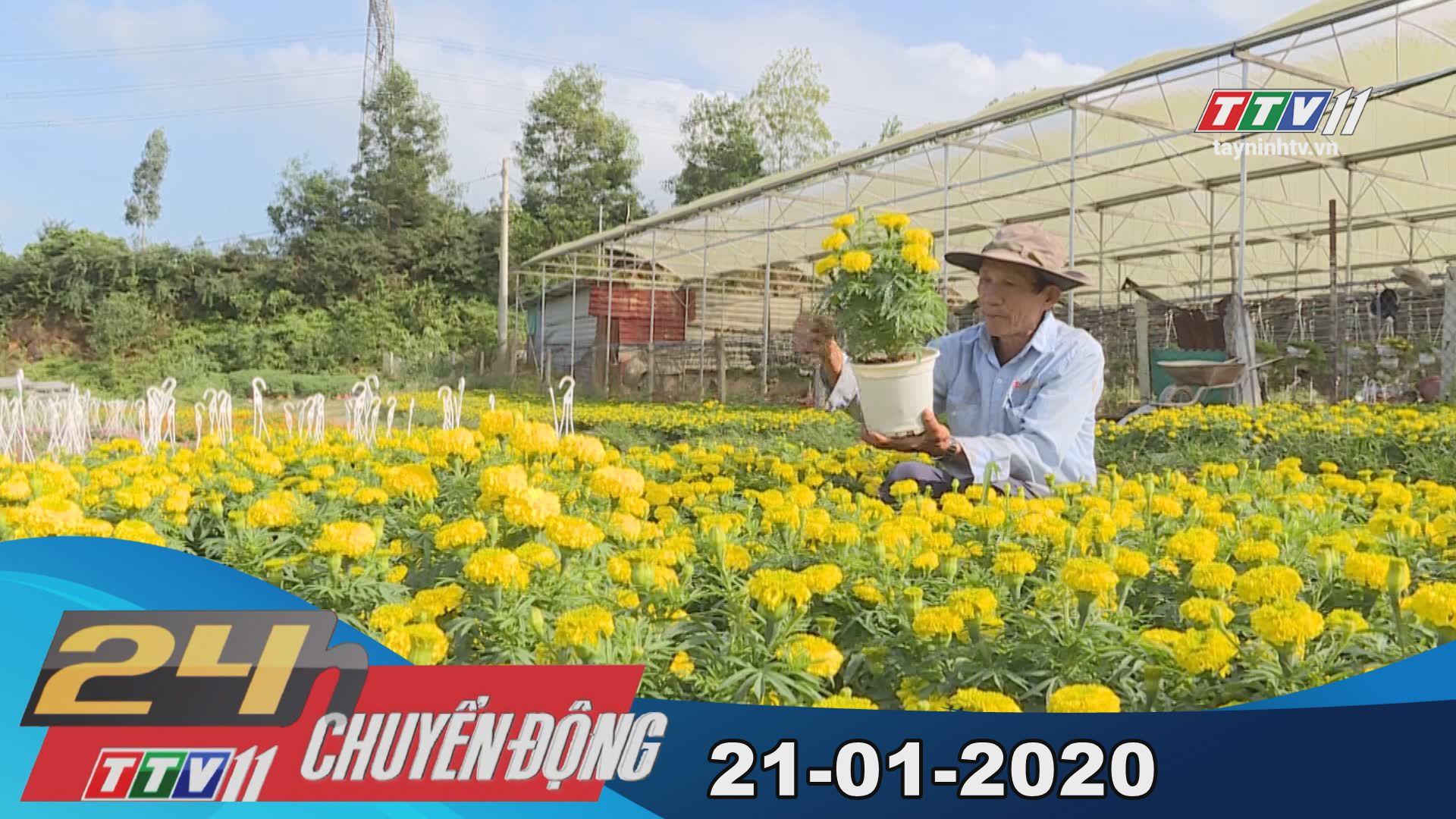 24h Chuyển động 21-01-2020 | Tin tức hôm nay | TayNinhTV