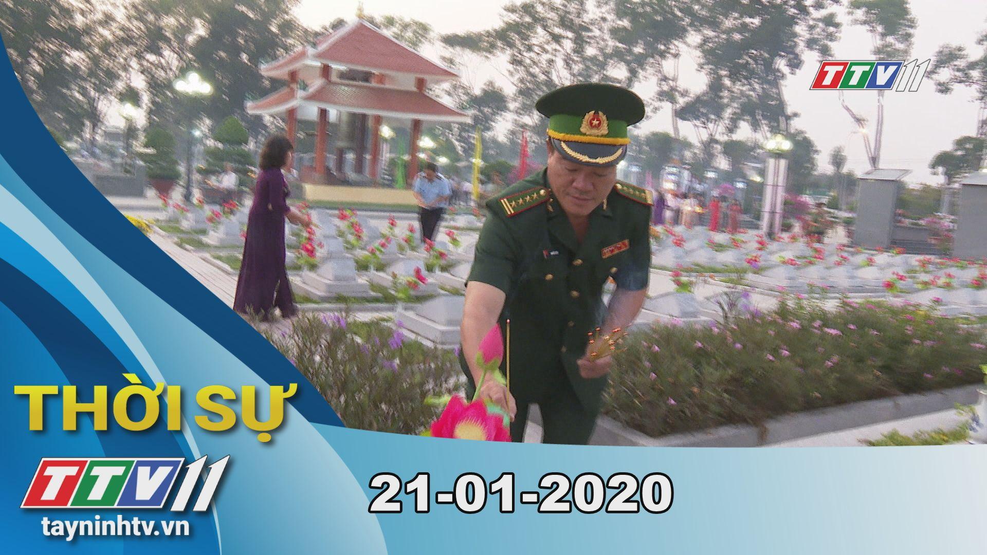 Thời sự Tây Ninh 21-01-2020 | Tin tức hôm nay | TayNinhTV