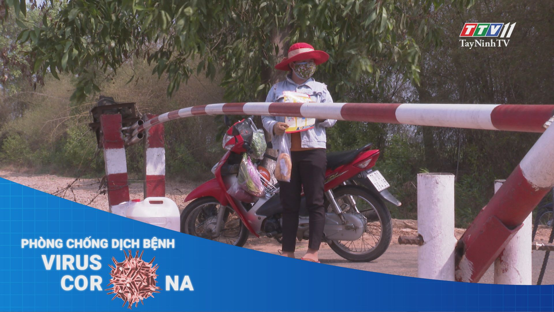 Quyết liệt phòng chống dịch Covid-19 trên toàn tuyến biên giới | THÔNG TIN DỊCH CÚM COVID-19 | TayNinhTV