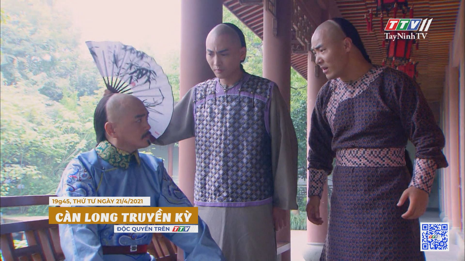 Càn Long truyền kỳ-Trailer tập 4 | PHIM CÀN LONG TRUYỀN KỲ | TayNinhTVE