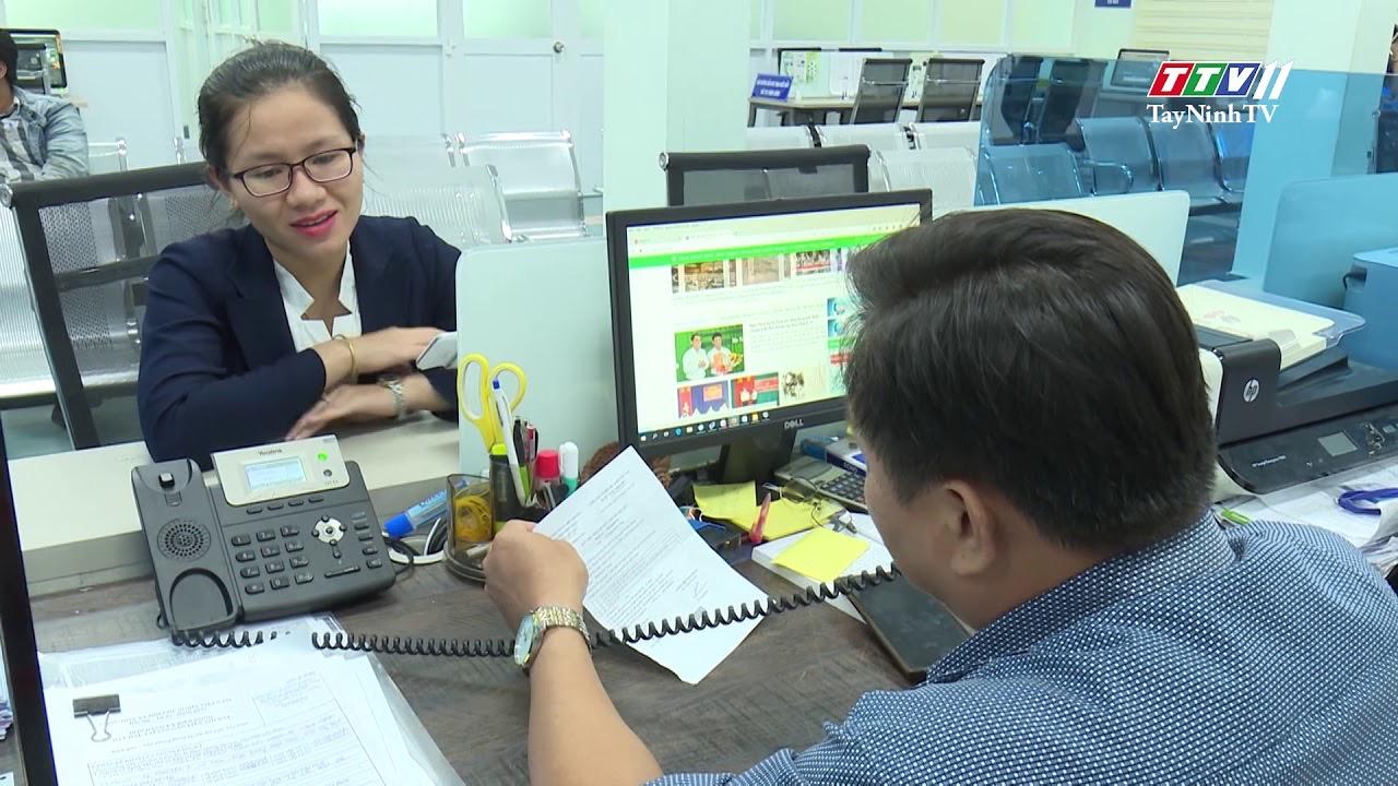 Nâng cao chất lượng cải cách hành chánh   TIẾN TỚI ĐẠI HỘI ĐẢNG   TayNinhTV