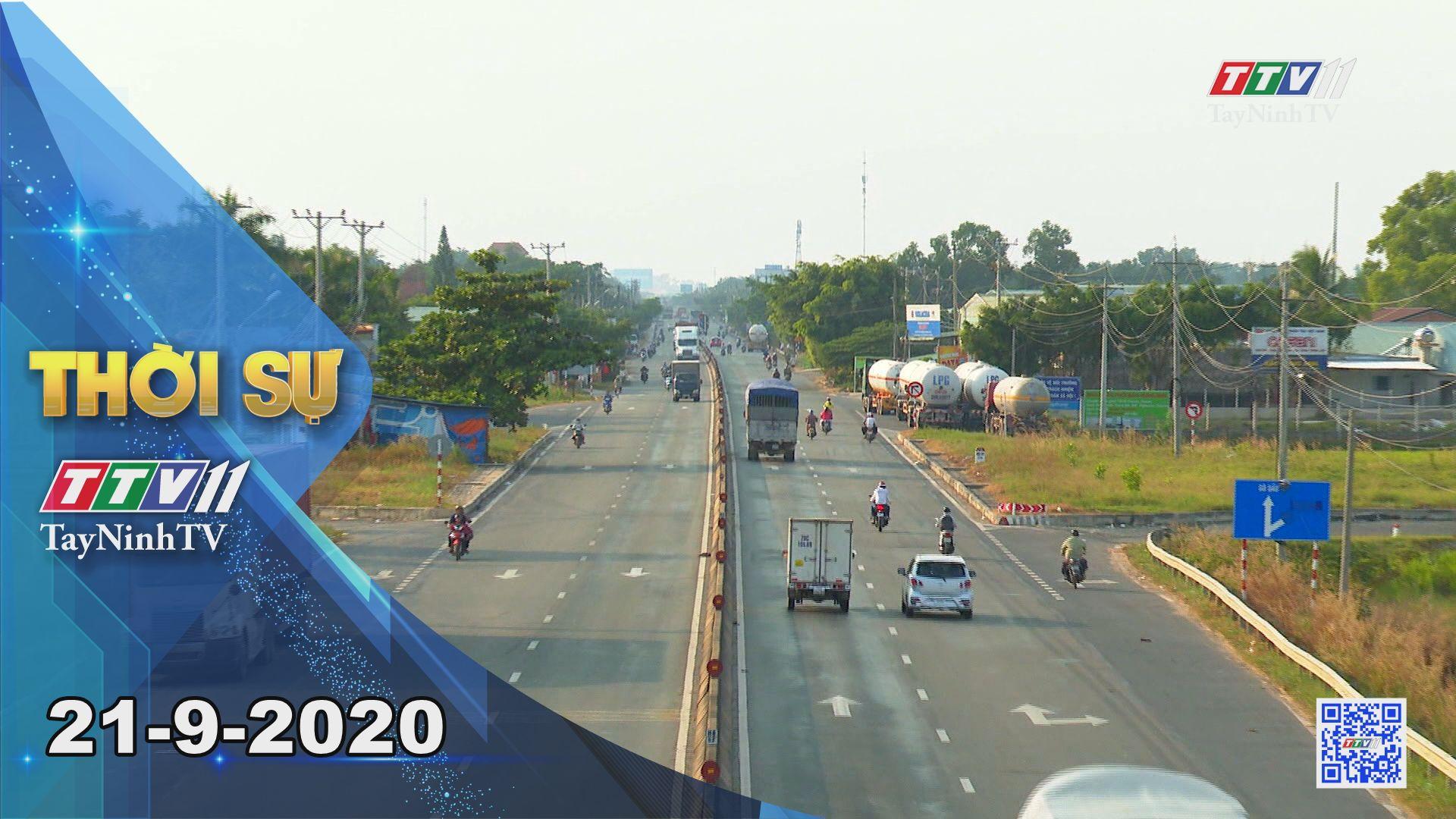 Thời sự Tây Ninh 21-9-2020 | Tin tức hôm nay | TayNinhTV