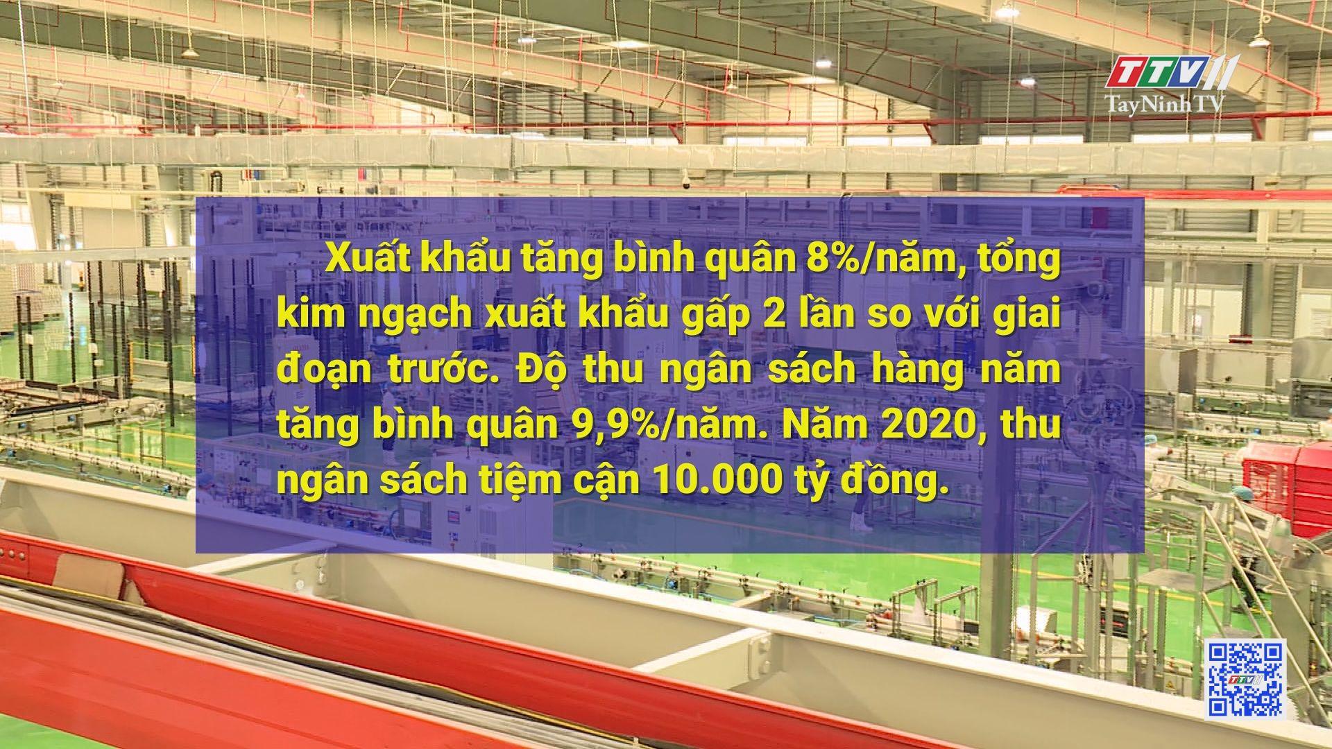 Hướng phát triển kinh tế Tây Ninh trong giai đoạn mới | TIẾNG NÓI CỬ TRI | TayNinhTV