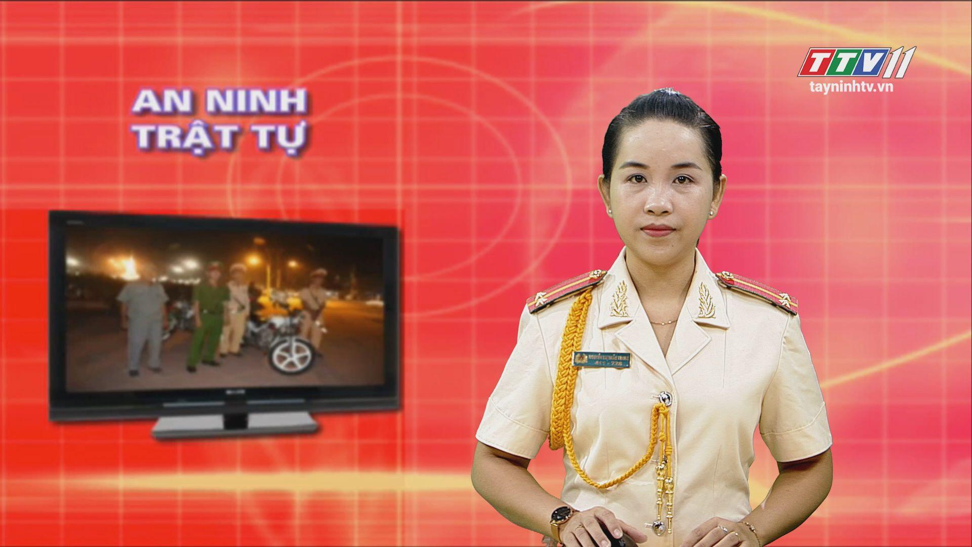 An ninh trật tự 20-12-2019 | Tin tức hôm nay | TayNinhTV