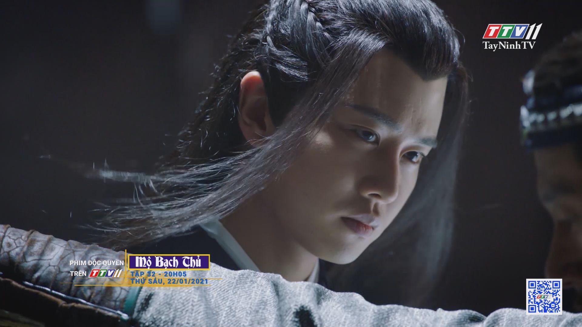 Mộ Bạch Thủ-TẬP 32 trailer | PHIM MỘ BẠCH THỦ | TayNinhTV