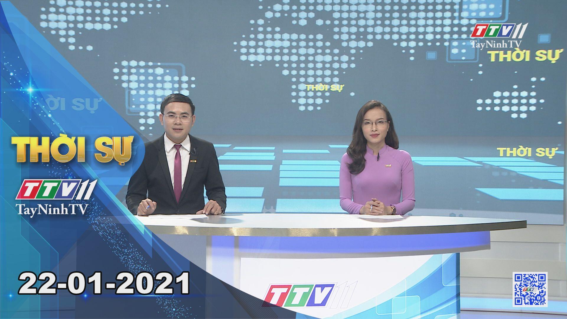 Thời sự Tây Ninh 22-01-2021 | Tin tức hôm nay | TayNinhTV