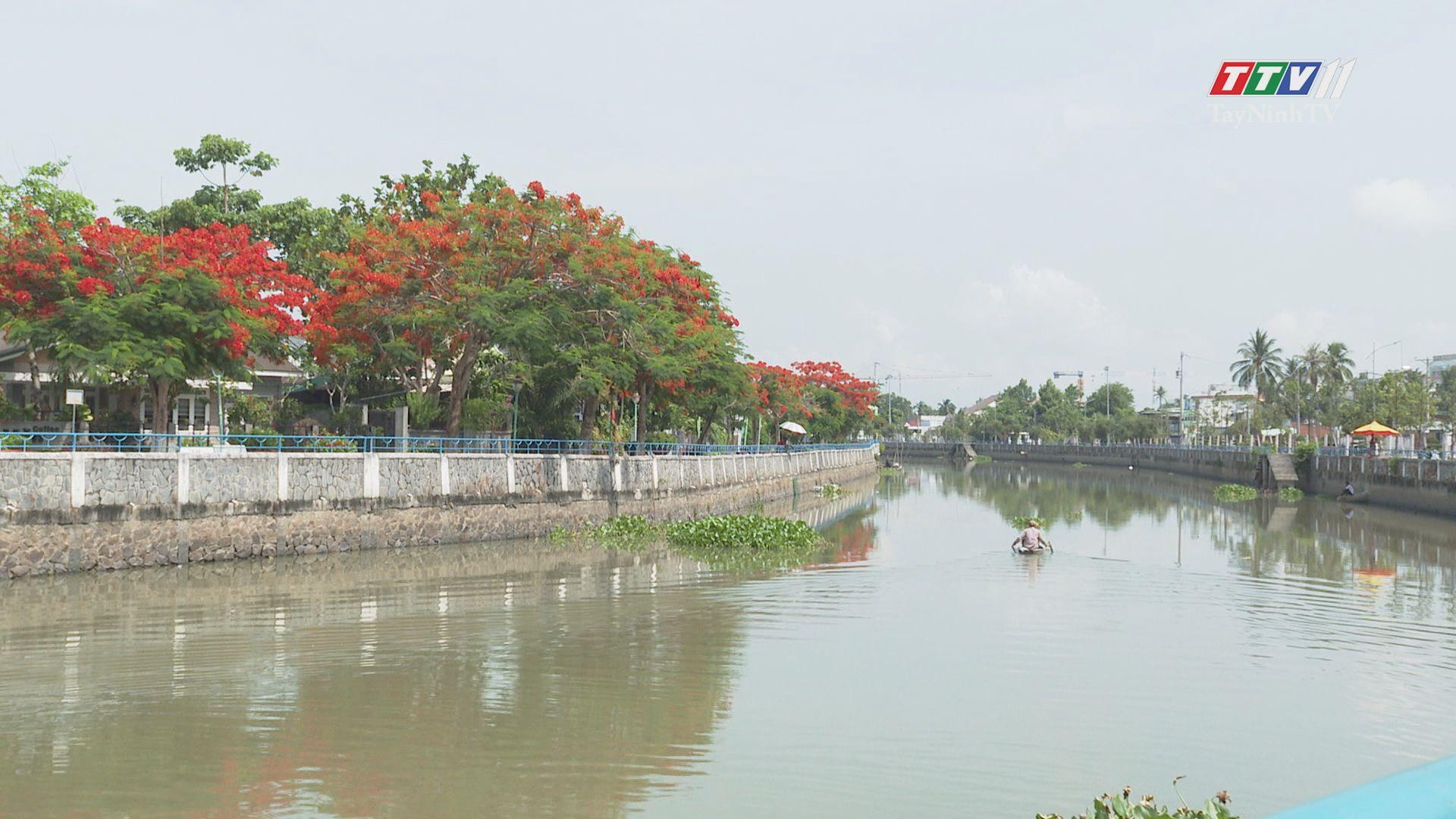 Công tác quy hoạch và thực hiện xây dựng công viên vẫn còn nhiều băn khoăn | TayNinhTV