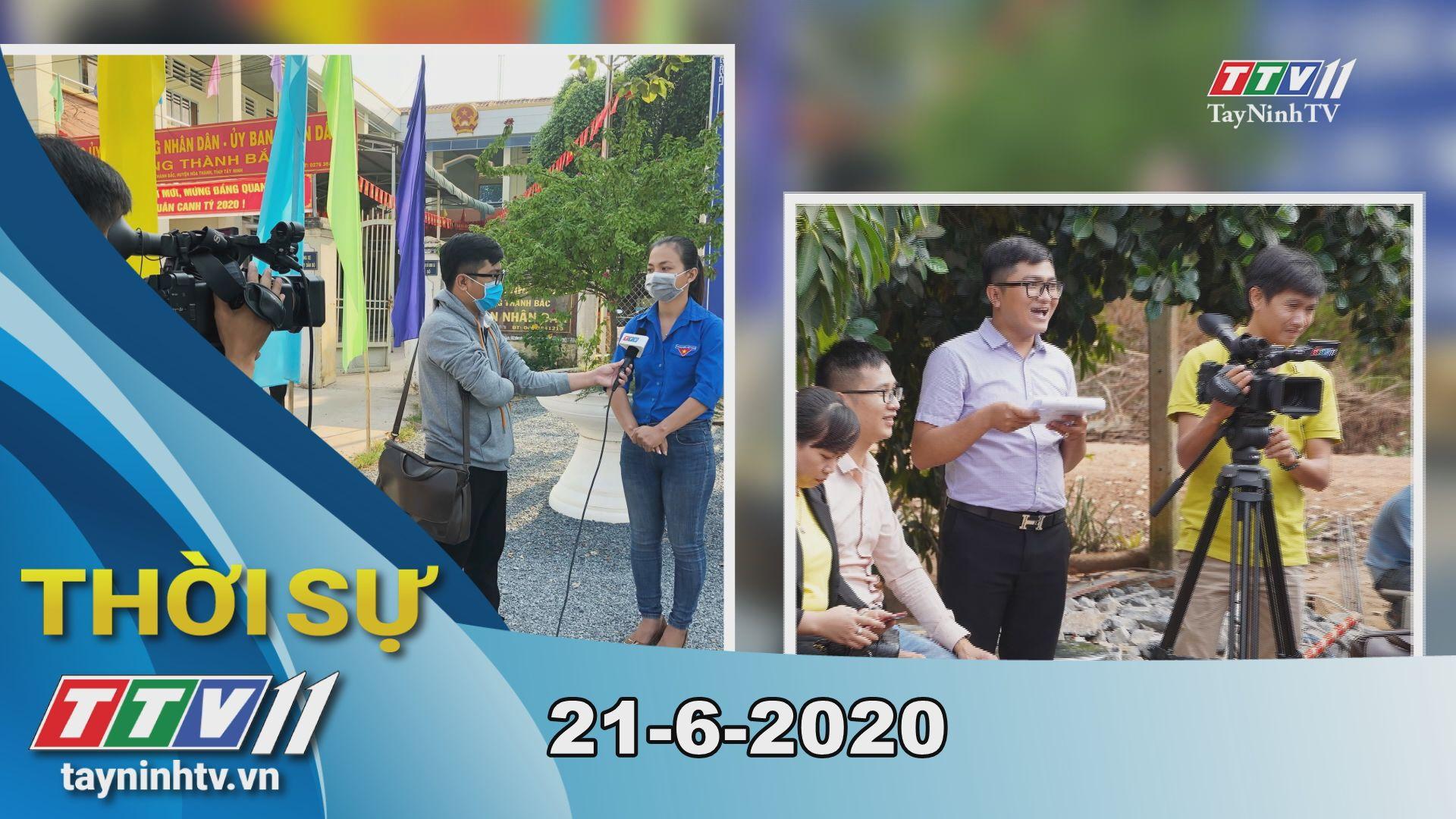 Thời sự Tây Ninh 21-6-2020 | Tin tức hôm nay | TayNinhTV