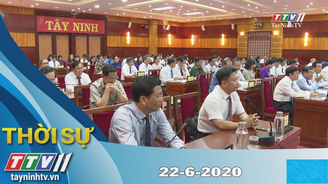 Thời sự Tây Ninh 22-6-2020 | Tin tức hôm nay | TayNinhTV