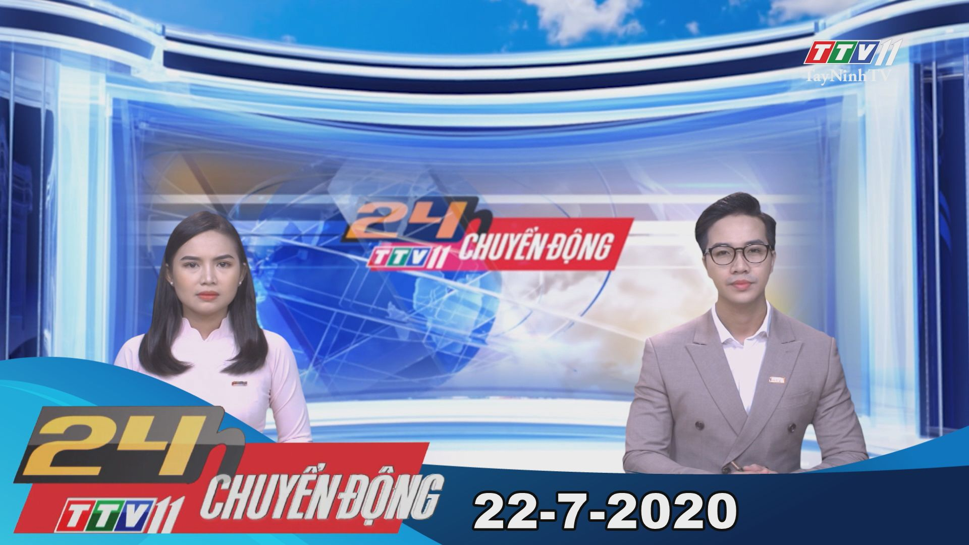 24h Chuyển động 22-7-2020 | Tin tức hôm nay | TayNinhTV