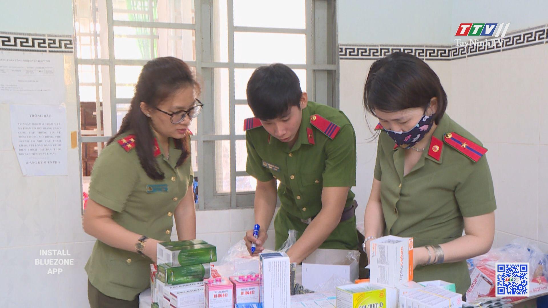 Phòng Hậu cần-Công an Tây Ninh tận tụy, thực hiện hiệu quả trong công việc | AN NINH TÂY NINH | TayNinhTV