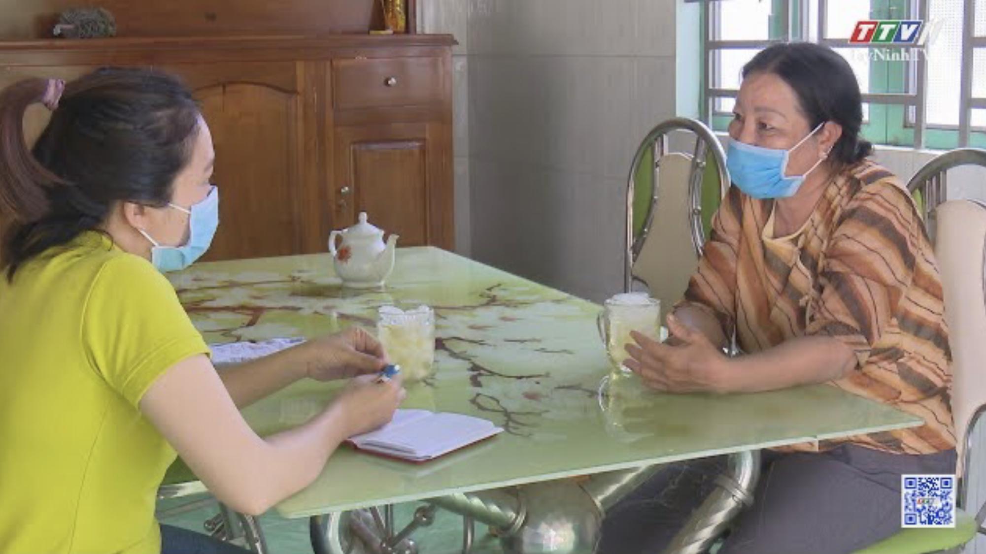 Phản ánh bà Lê Thị Hoa về việc chính quyền chậm cấp sổ đỏ | TayNinhTV
