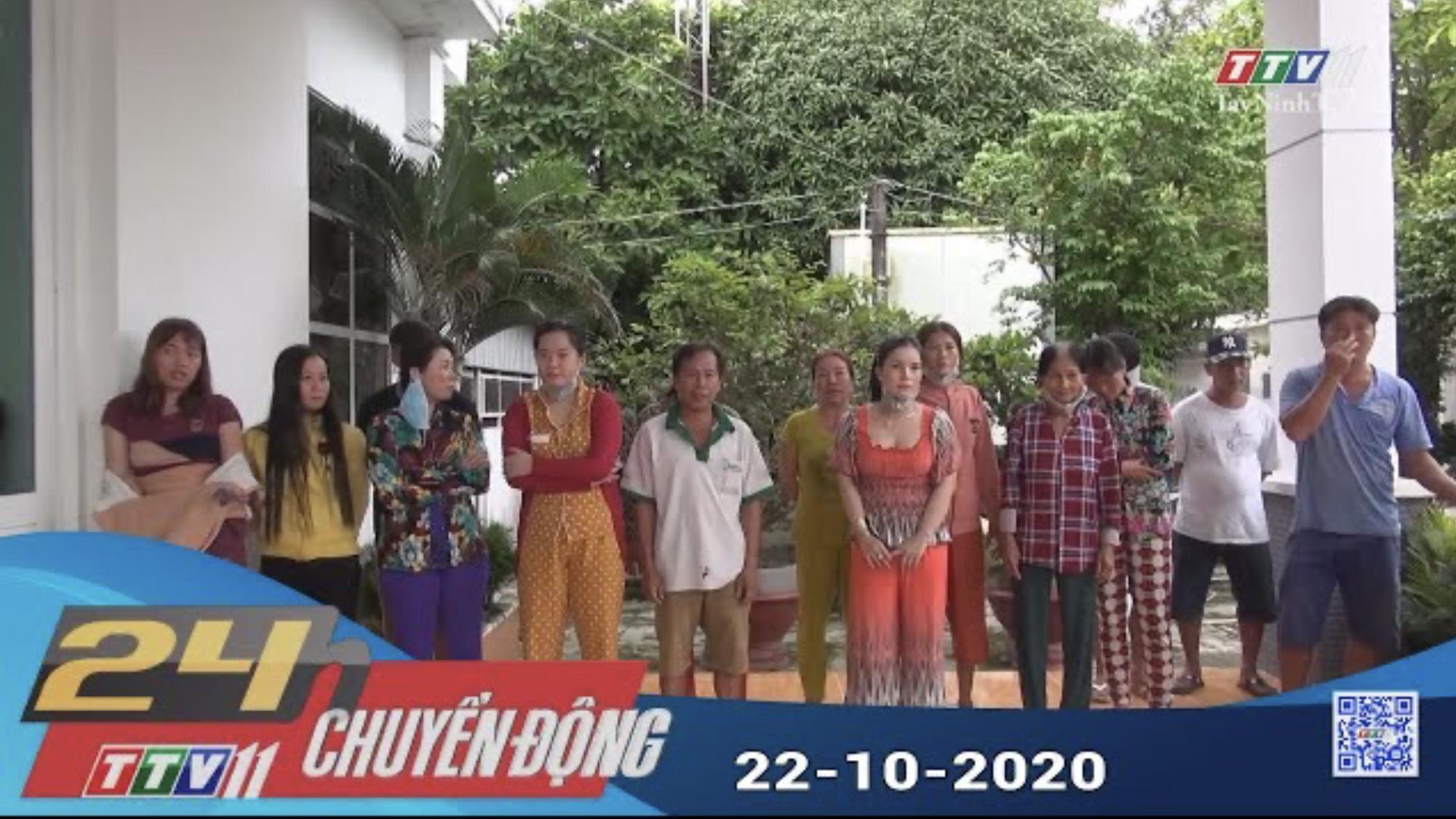 24h Chuyển động 22-10-2020 | Tin tức hôm nay | TayNinhTV
