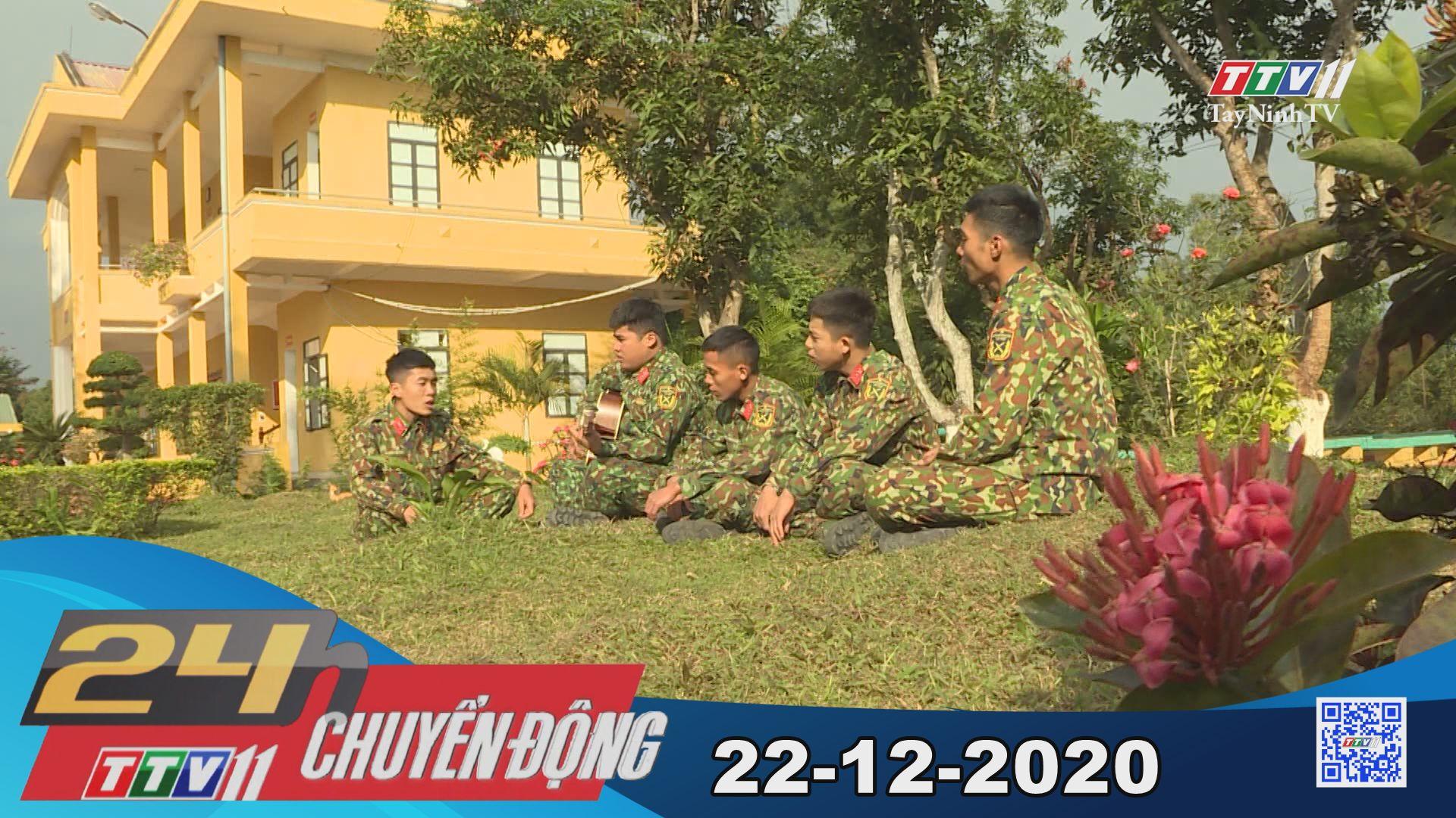 24h Chuyển động 22-12-2020 | Tin tức hôm nay | TayNinhTV