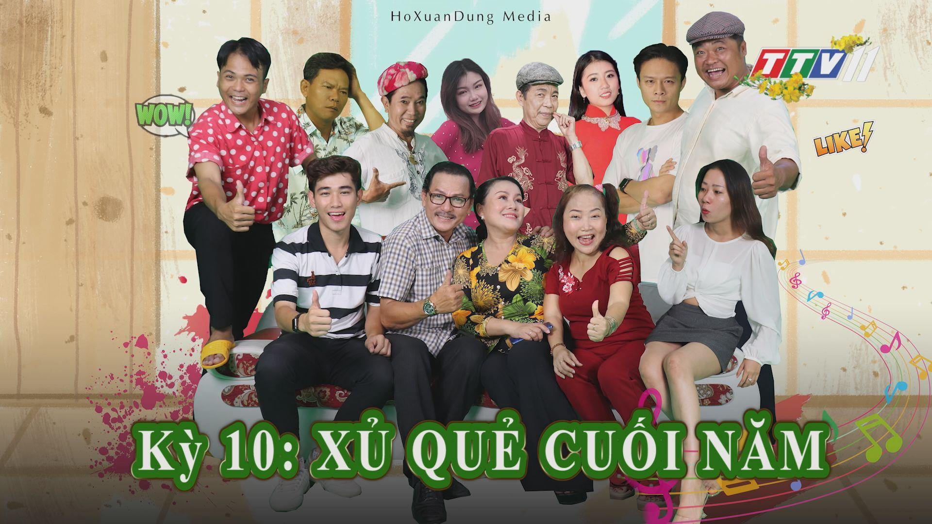 Chuyện gia đình HAI HO | XỦ QUẺ CUỐI NĂM | TayNinhTV