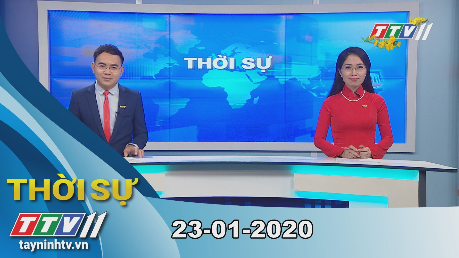 Thời sự Tây Ninh 23-01-2020 | Tin tức hôm nay | TayNinhTV
