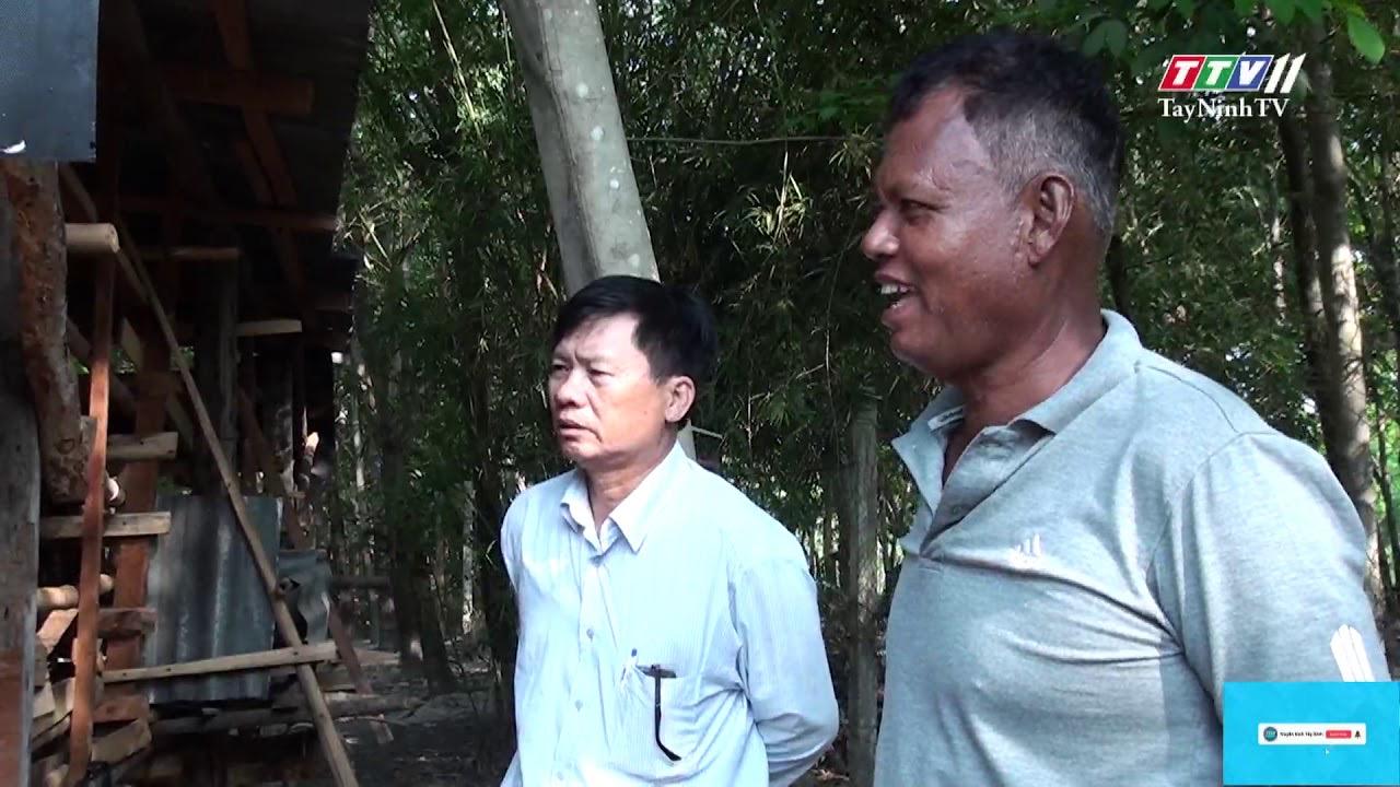Mô hình nuôi dê nhốt chuồng ở Suối Dây mang lại hiệu quả kinh tế cao | Thông tin từ cơ sở | TayNinhTV