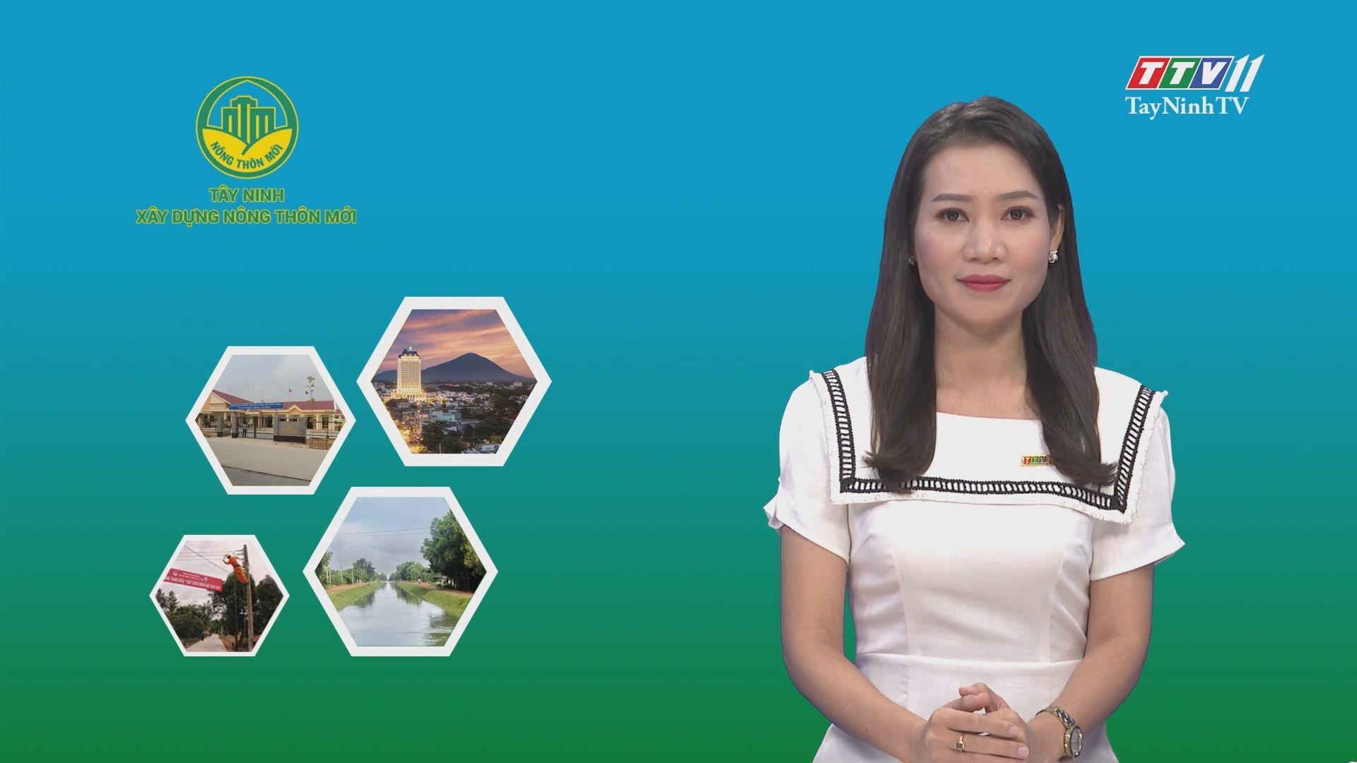 Thị xã Hòa Thành-Nâng cao tỷ lệ người dân sử dụng nước sạch   TÂY NINH XÂY DỰNG NÔNG THÔN MỚI   TayNinhTV