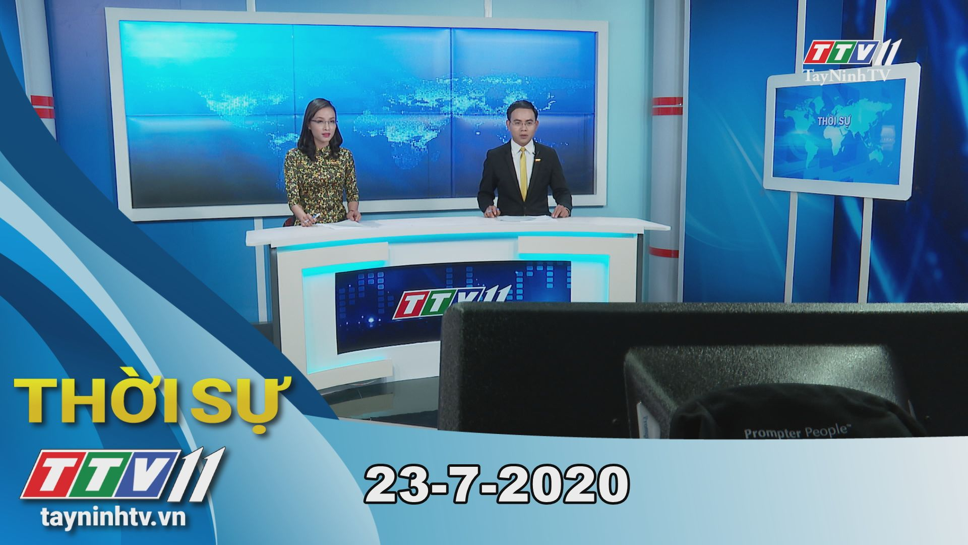 Thời sự Tây Ninh 23-7-2020 | Tin tức hôm nay | TayNinhTV