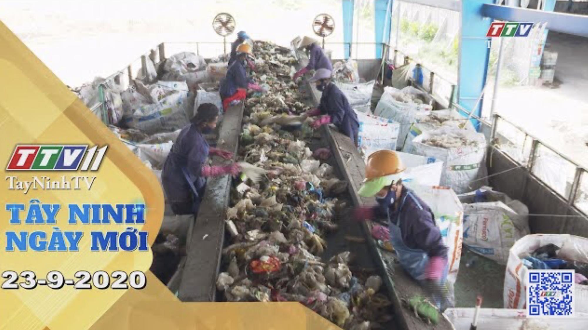 Tây Ninh Ngày Mới 23-9-2020 | Tin tức hôm nay | TayNinhTV