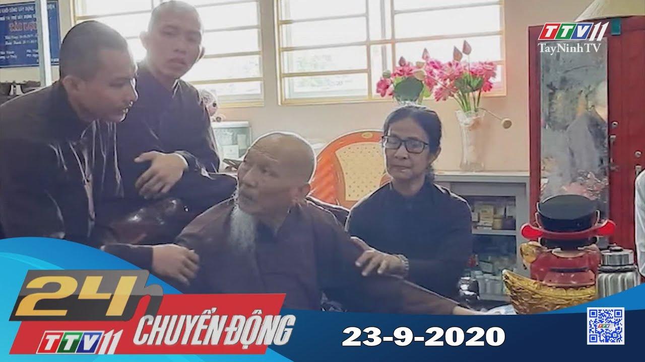24h Chuyển động 23-9-2020 | Tin tức hôm nay | TayNinhTV
