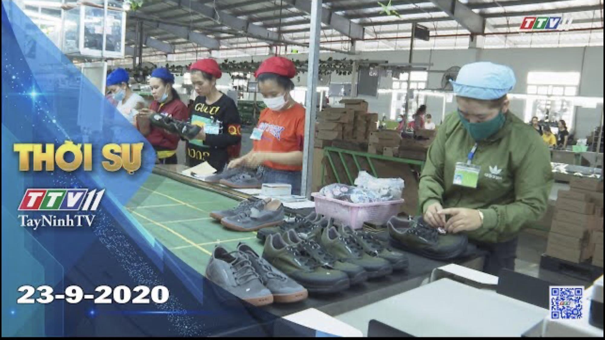Thời sự Tây Ninh 23-9-2020 | Tin tức hôm nay | TayNinhTV