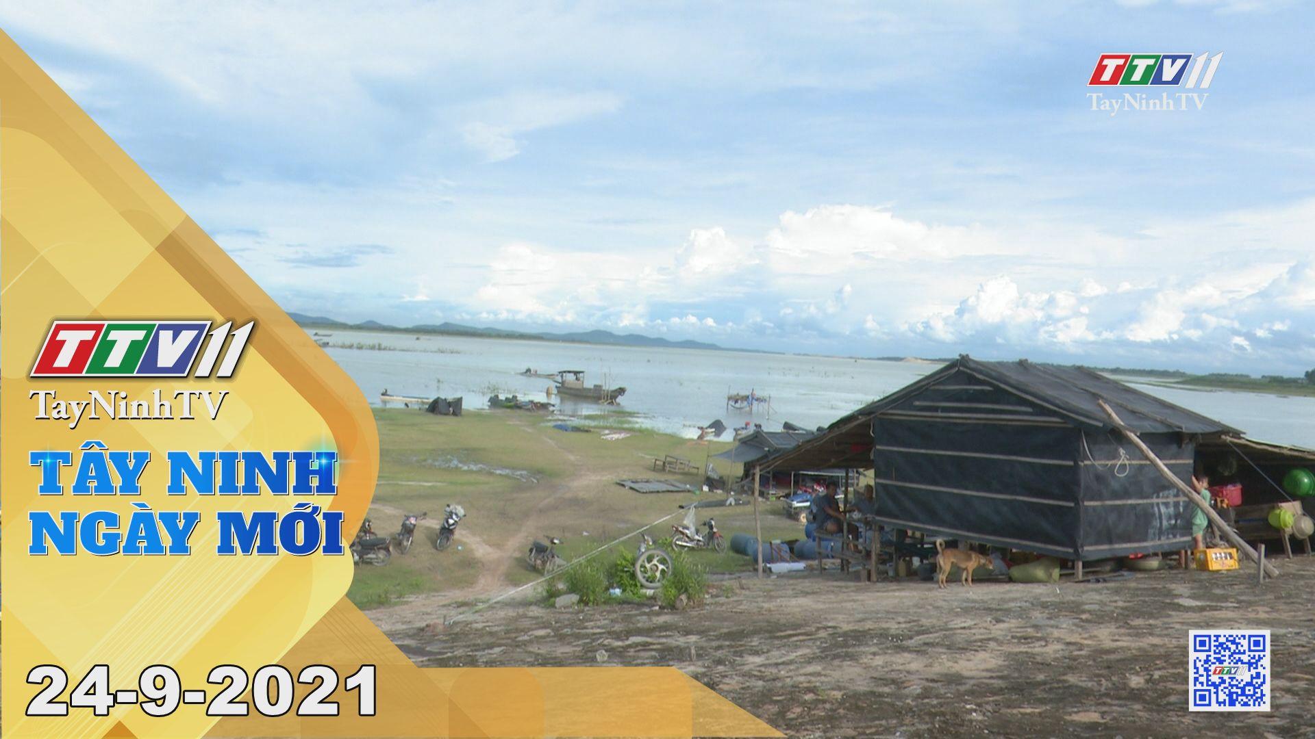 Tây Ninh Ngày Mới 24/9/2021 | Tin tức hôm nay | TayNinhTV