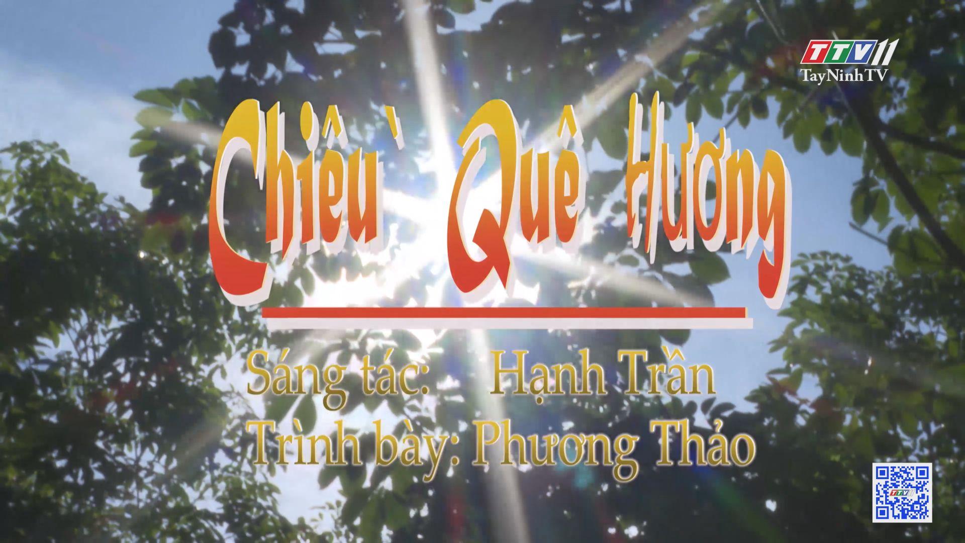 Chiều quên hương |TUYỂN TẬP KARAOKE Tây Ninh tình yêu trong tôi | TayNinhTV