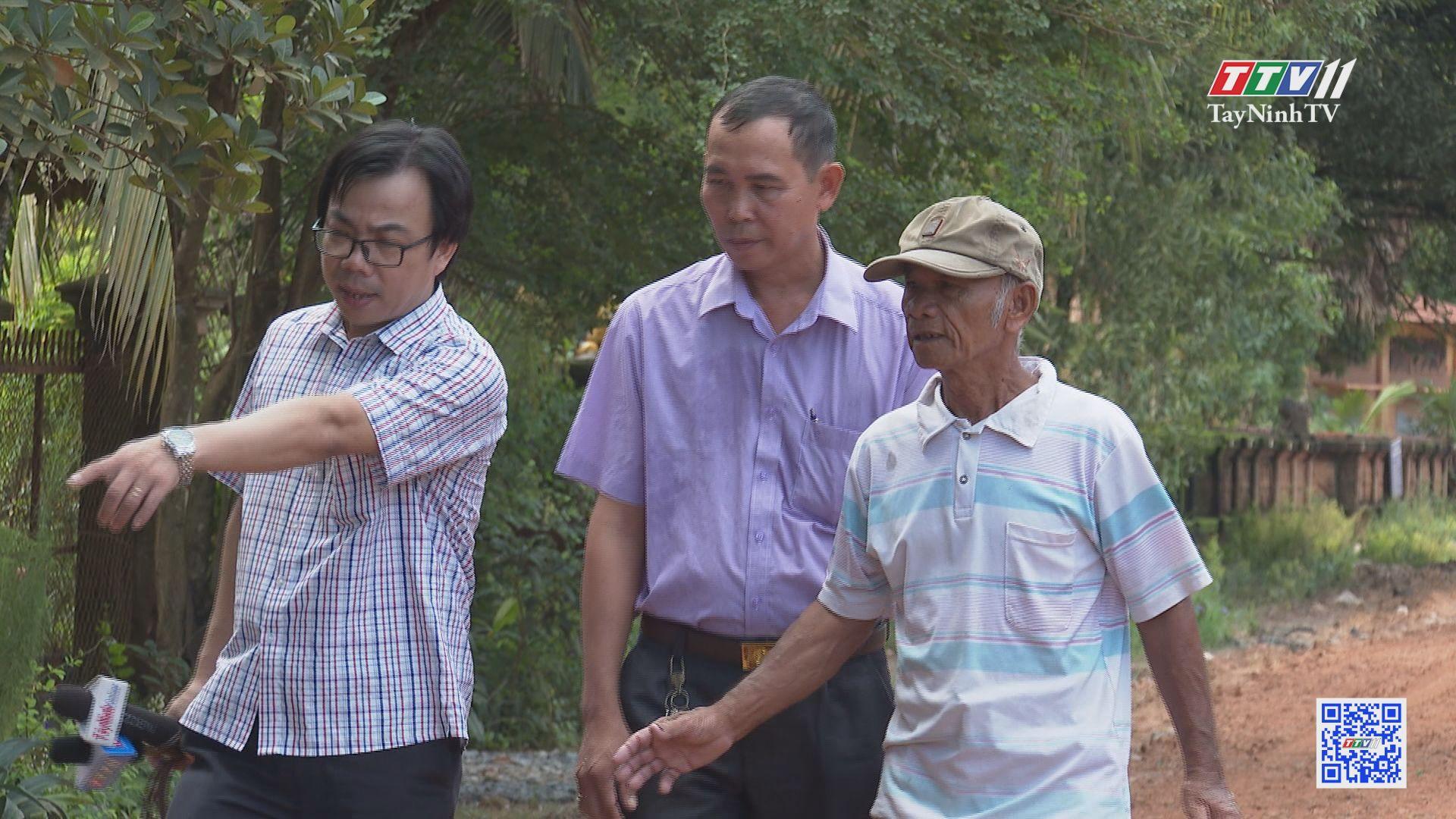 Tây Ninh phấn đấu có 100% số xã đạt chuẩn nông thôn mới vào cuối năm 2025 | TayNinhTV