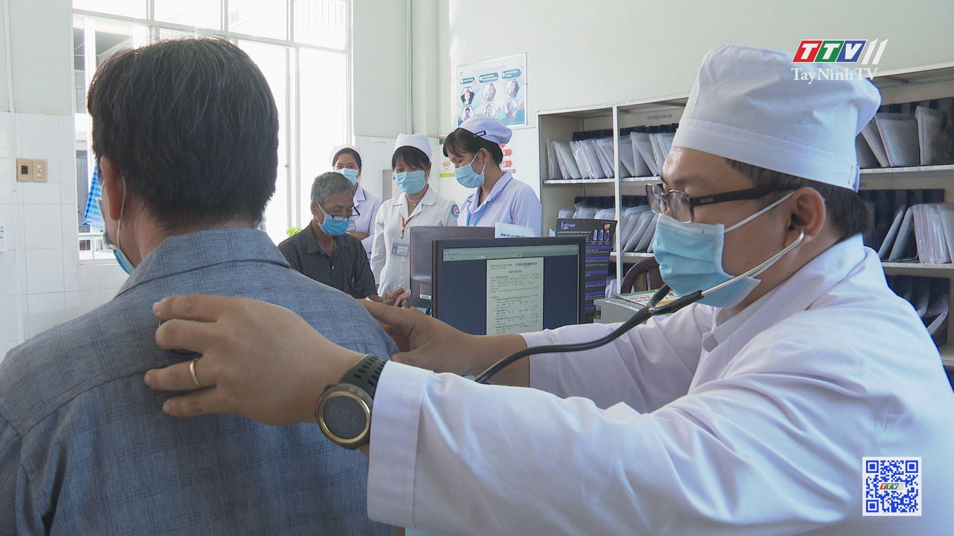 Phòng tránh bệnh phổi tắc nghẽn mãn tính (COPD) | SỨC KHỎE CHO MỌI NGƯỜI | TayNinhTV