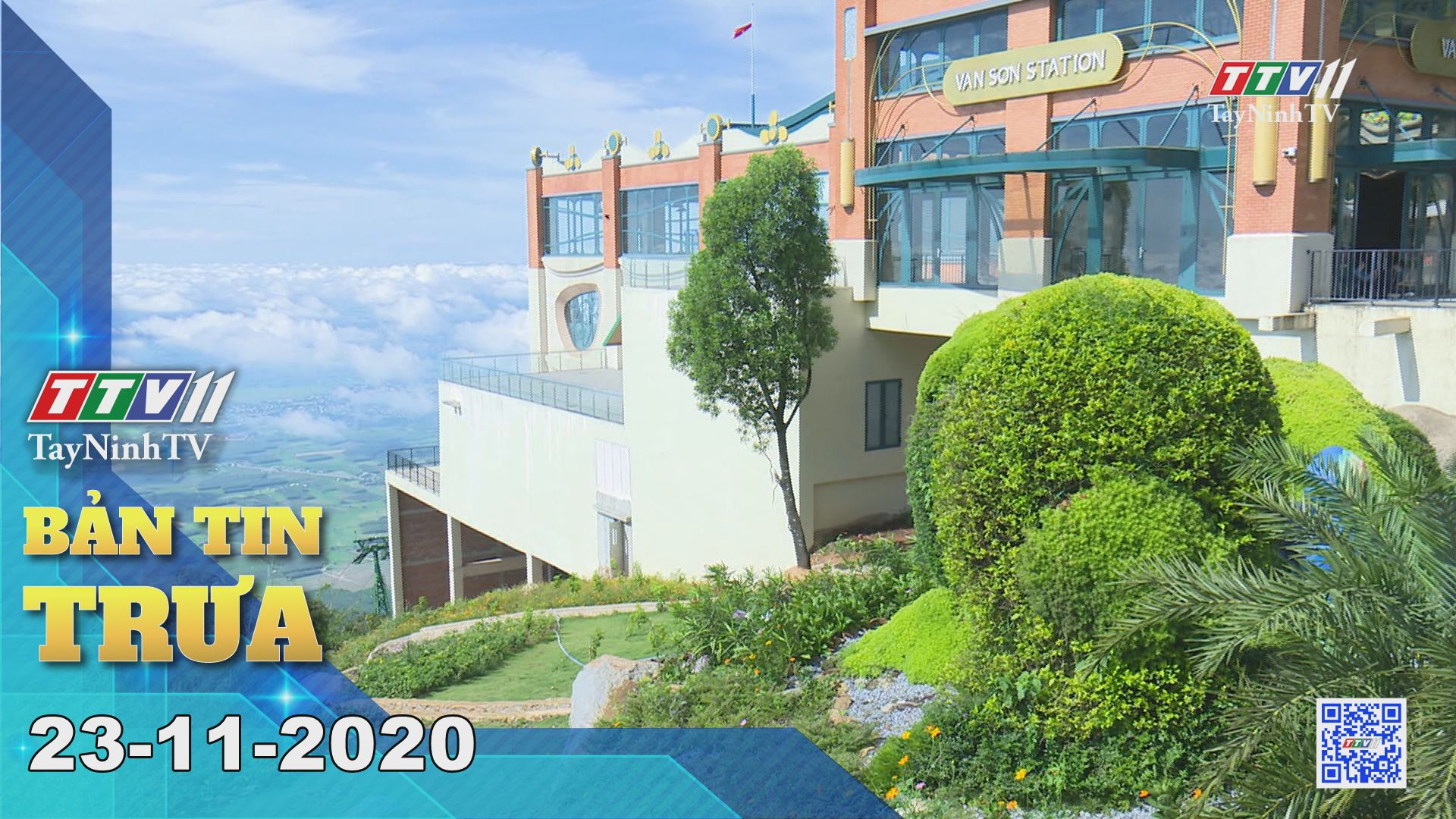Bản tin trưa 23-11-2020 | Tin tức hôm nay | TayNinhTV