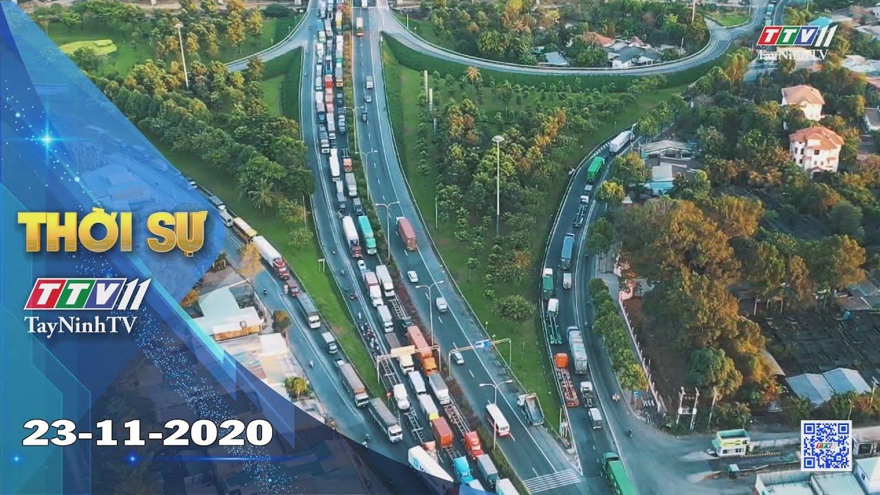 Thời sự Tây Ninh 23-11-2020 | Tin tức hôm nay | TayNinhTV