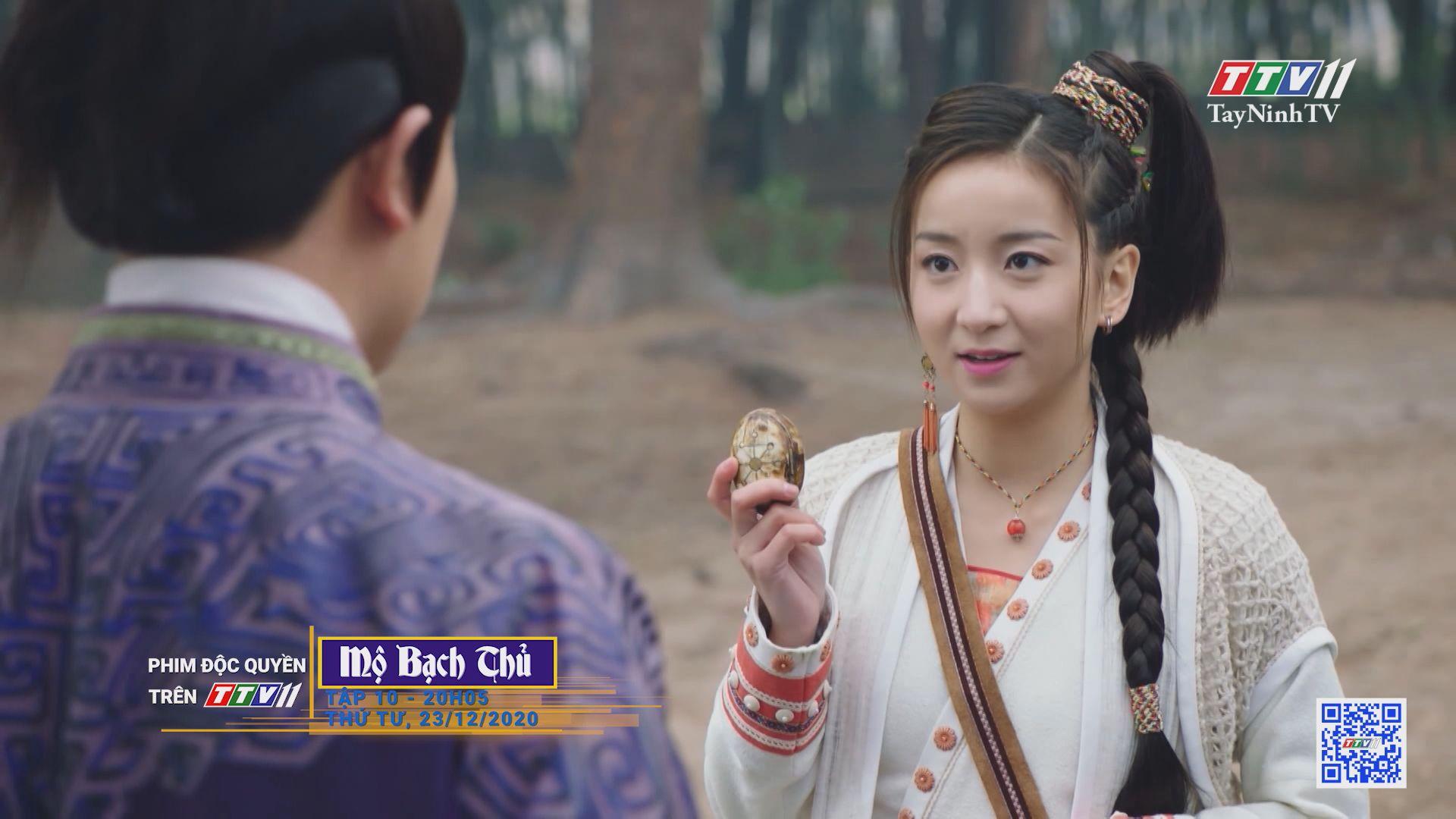 Mộ Bạch Thủ-TẬP 10 trailer | PHIM MỘ BẠCH THỦ | TayNinhTV