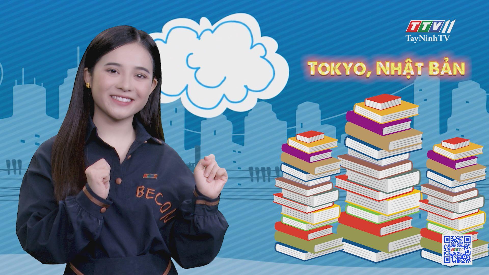 Thú vị khách sạn dành cho người yêu thích đọc sách | CHUYỆN ĐÔNG TÂY KỲ THÚ | TayNinhTVE