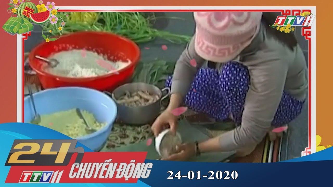 24h Chuyển động 24-01-2020 | Tin tức hôm nay | TayNinhTV