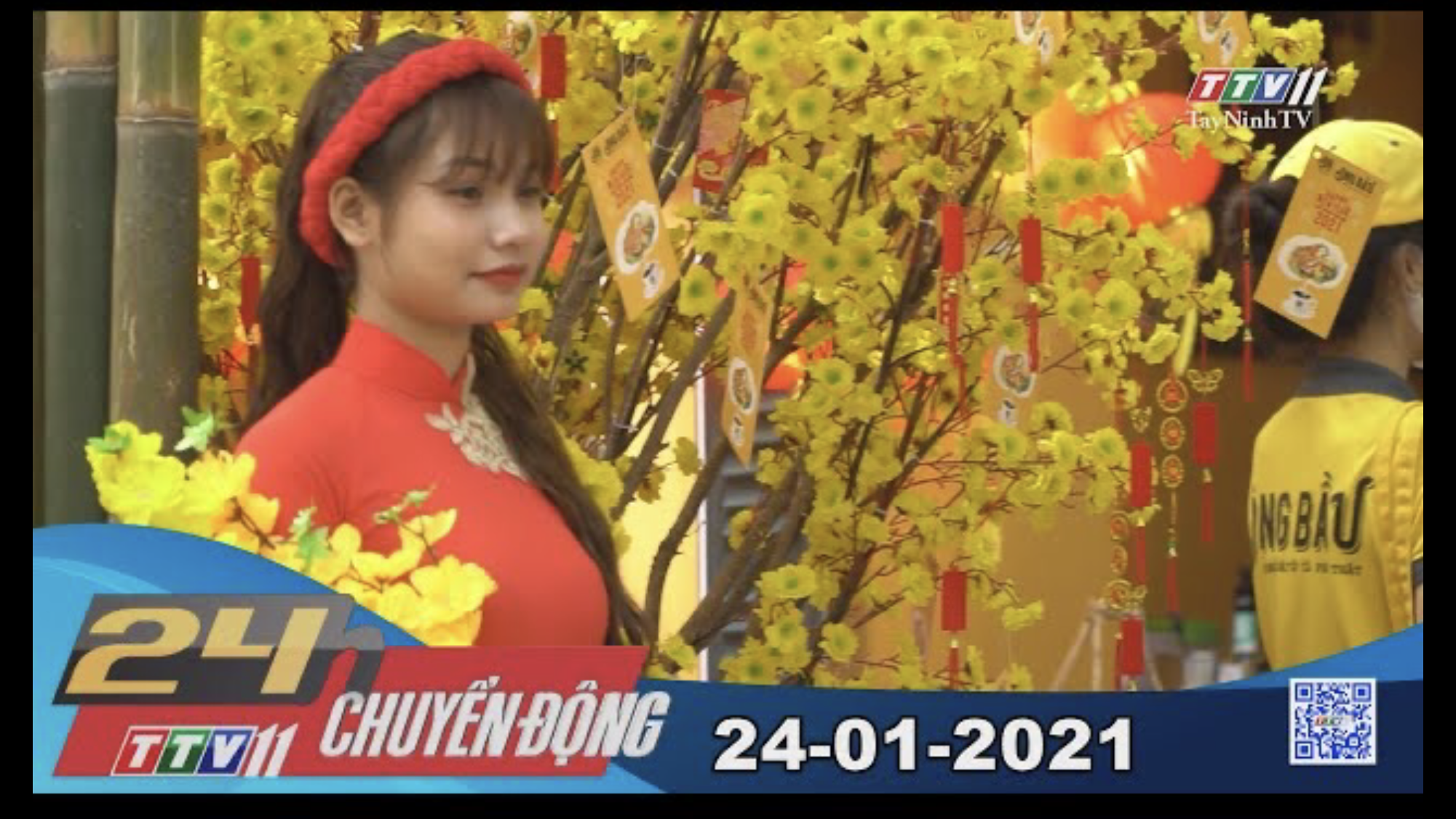 24h Chuyển động 24-01-2021 | Tin tức hôm nay | TayNinhTV