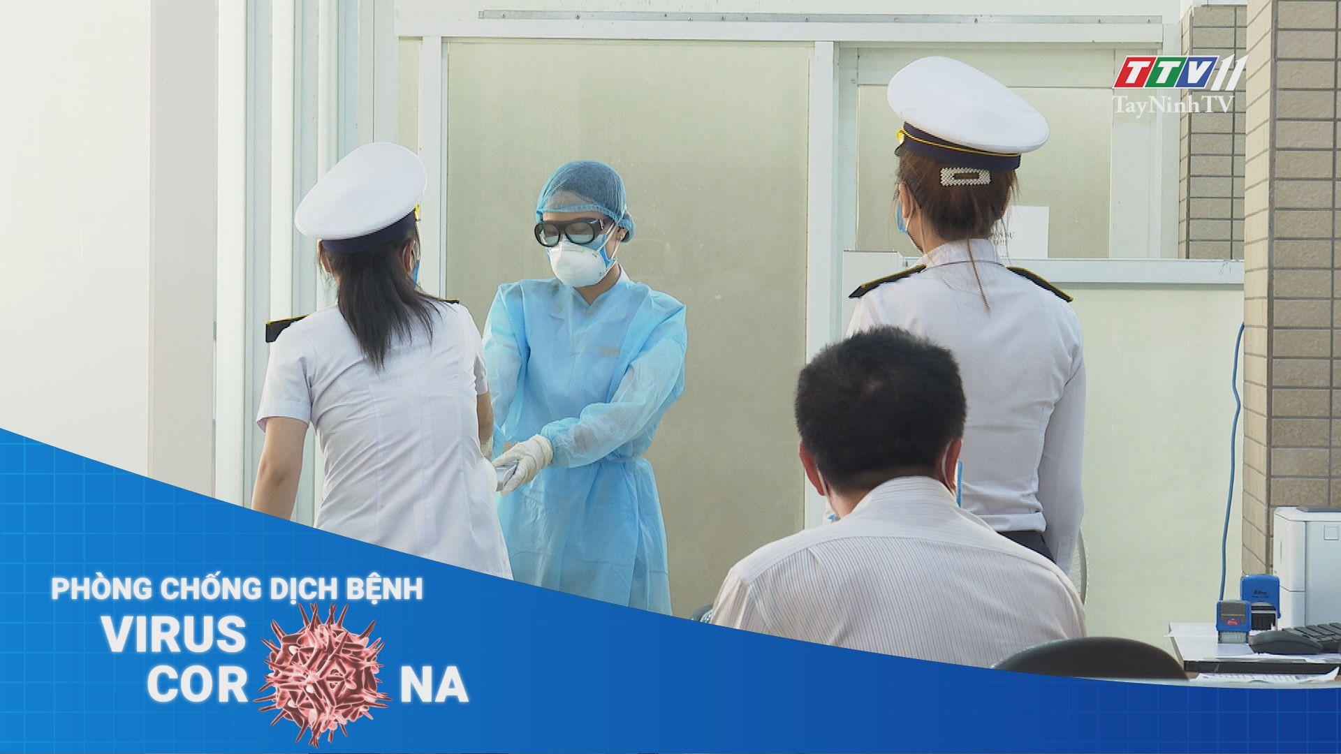 Thông tin 02 ca nhiễm Covid-19 trên địa bàn tỉnh Tây Ninh | THÔNG TIN DỊCH CÚM COVID-19 | TayNinhTV