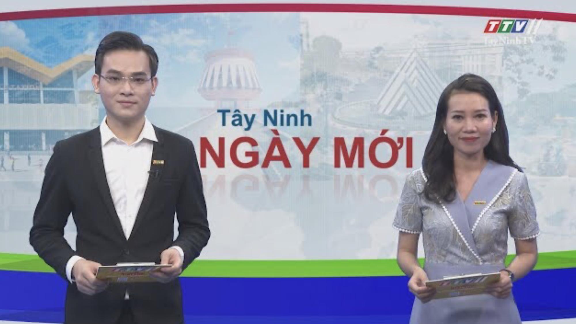 Tây Ninh Ngày Mới 24-3-2021   Tin tức hôm nay   TayNinhTV