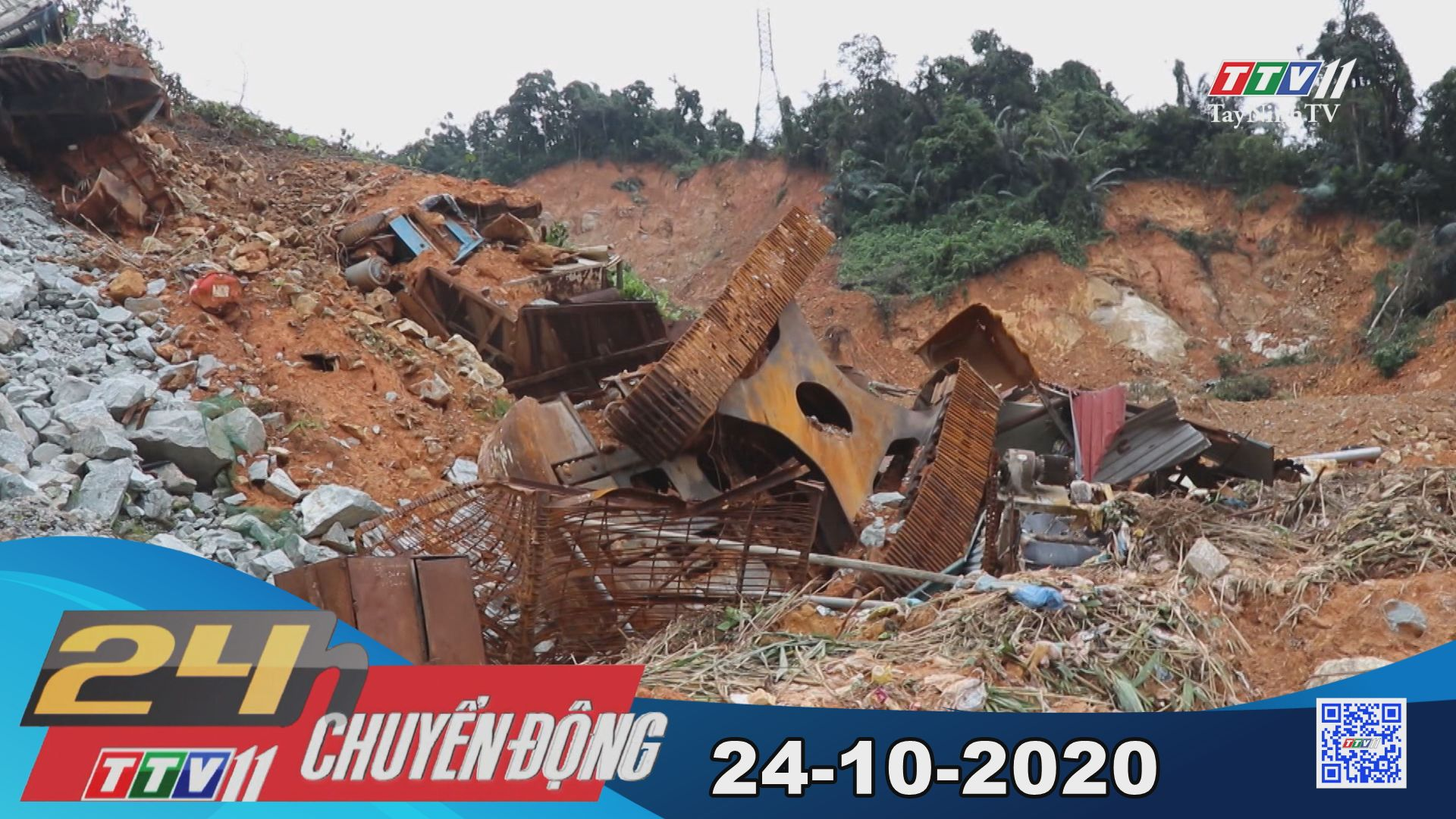 24h Chuyển động 24-10-2020 | Tin tức hôm nay | TayNinhTV