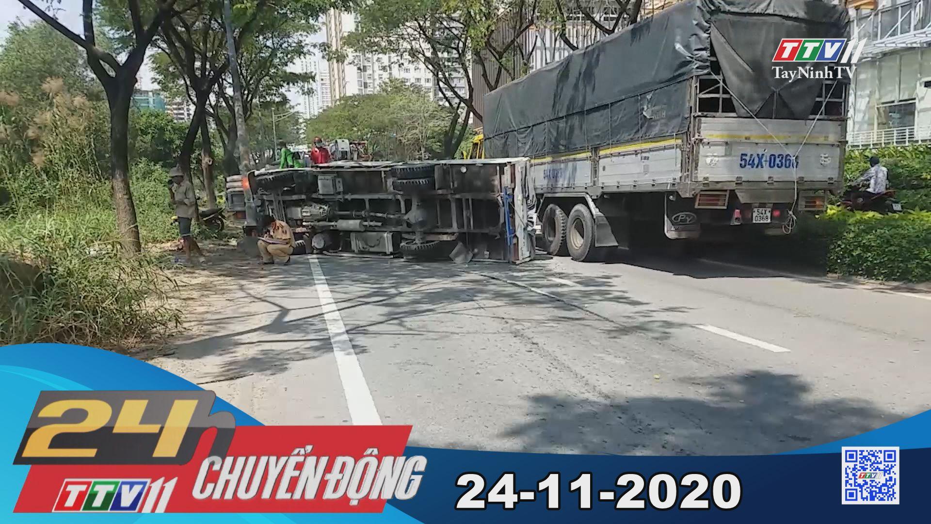 24h Chuyển động 24-11-2020 | Tin tức hôm nay | TayNinhTV