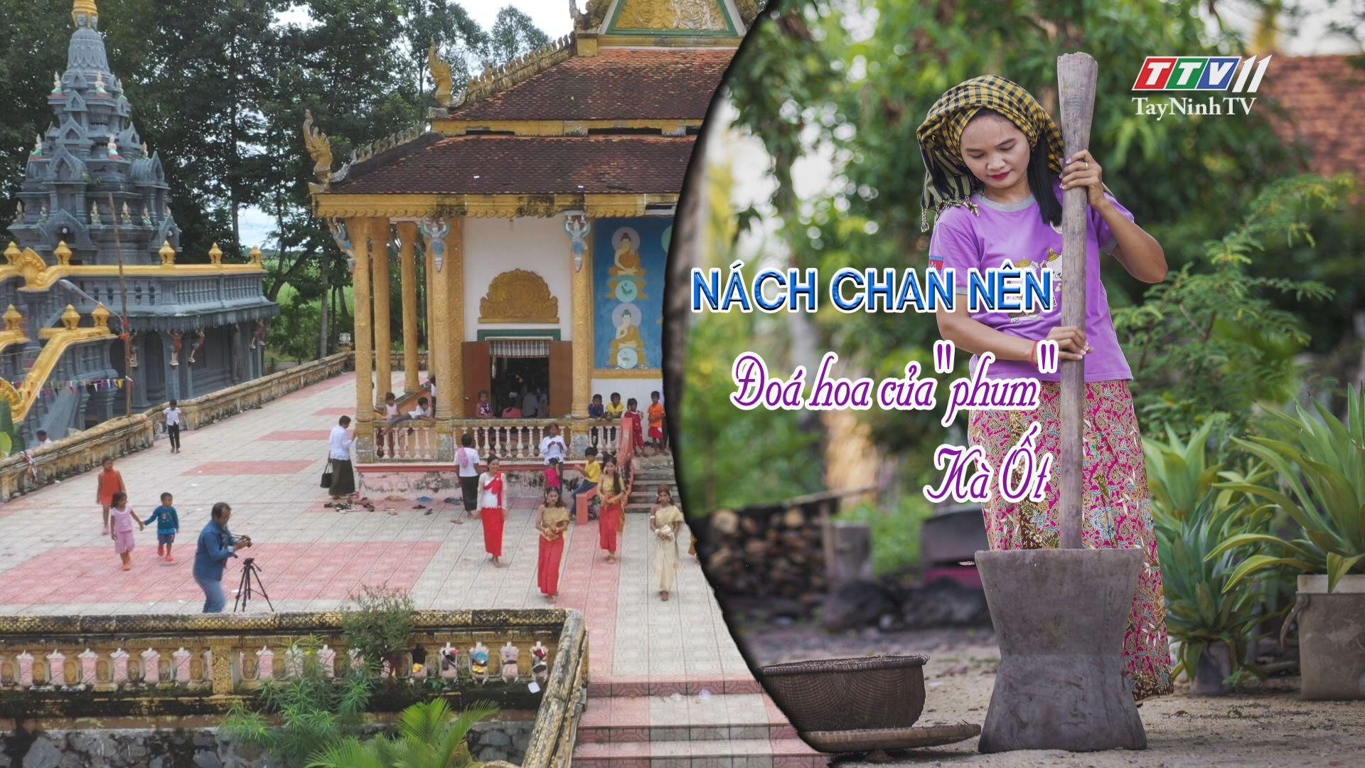 Nách Chan Nên-Đóa hoa của