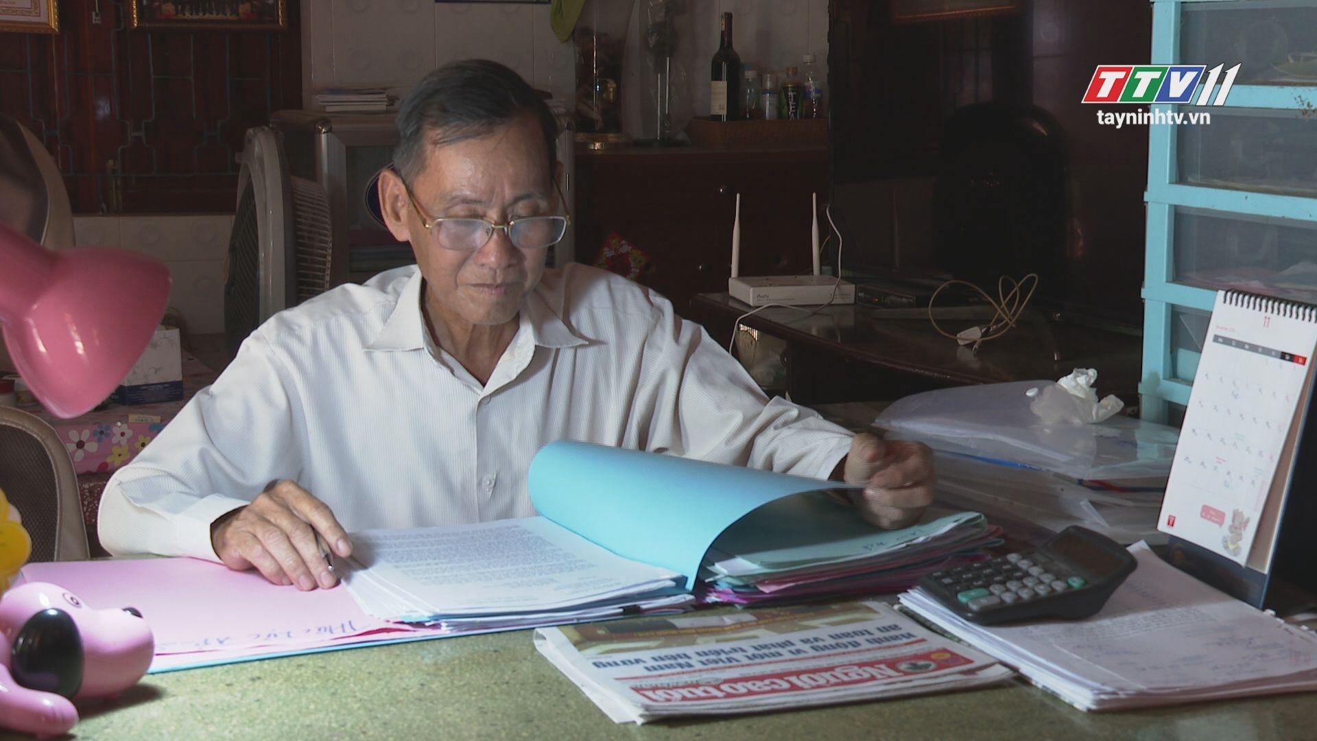 Ông Bảy thiện nguyện | HOA CUỘC SỐNG | TayNinhTV