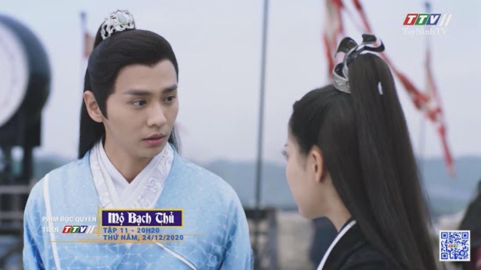 Mộ Bạch Thủ-TẬP 11 trailer | PHIM MỘ BẠCH THỦ | TayNinhTV