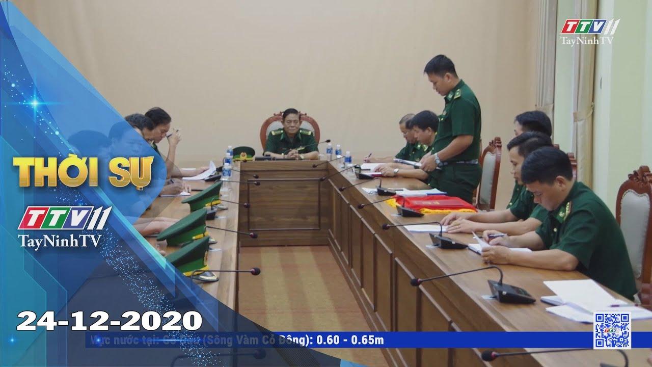 Thời sự Tây Ninh 24-12-2020 | Tin tức hôm nay | TayNinhTV