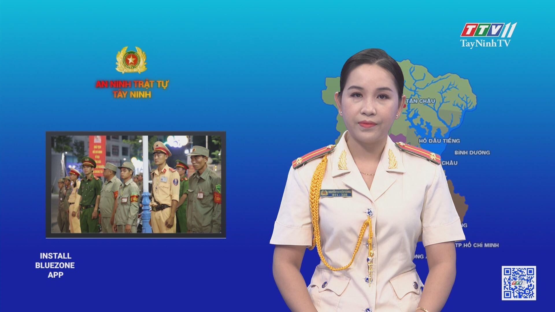 Công an Tây Ninh 10 năm cải cách hành chính để phục vụ nhân dân được tốt hơn | AN NINH TRẬT TỰ | TayNinhTV
