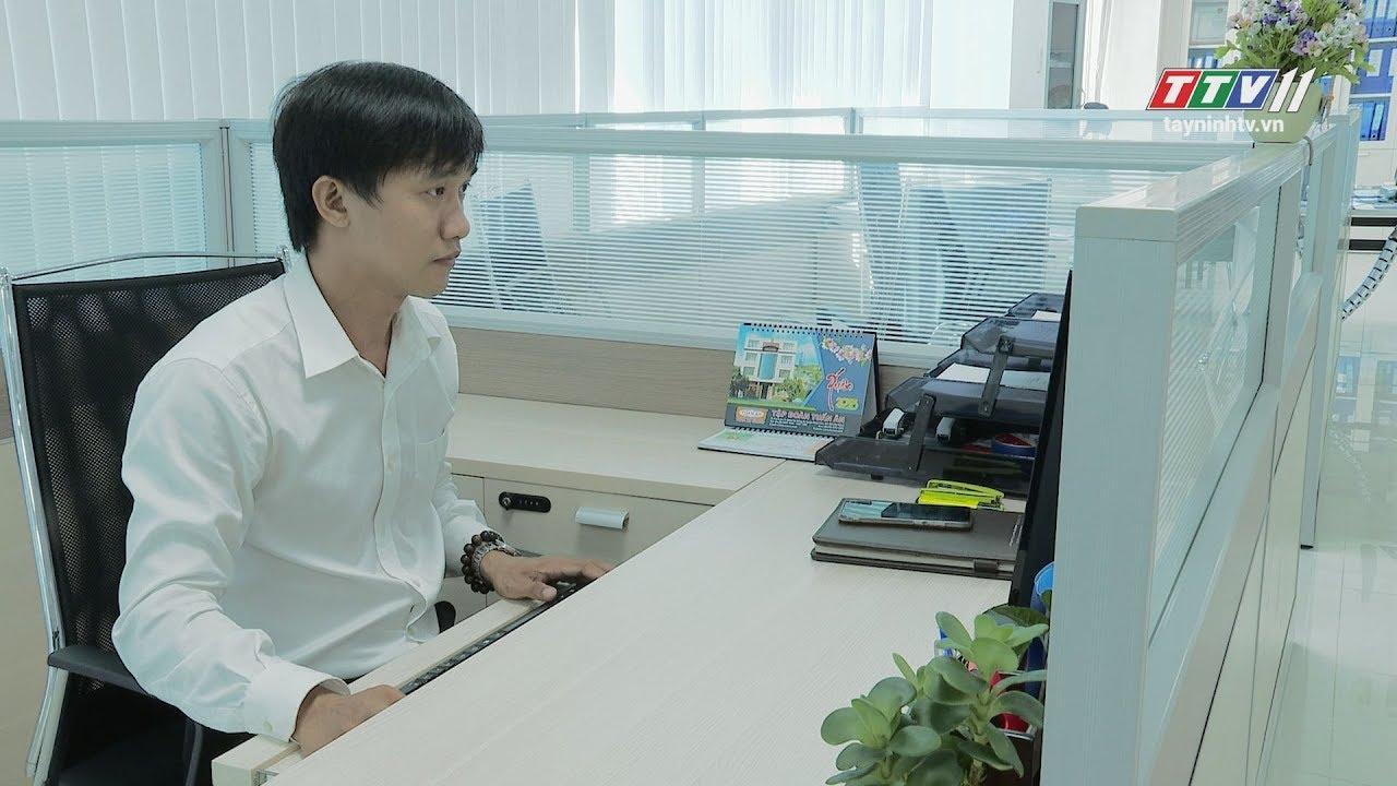 Gương thanh niên tiên tiến của Đoàn khối cơ qua doanh nghiệp nhà nước | THANH NIÊN | TayNinhTV