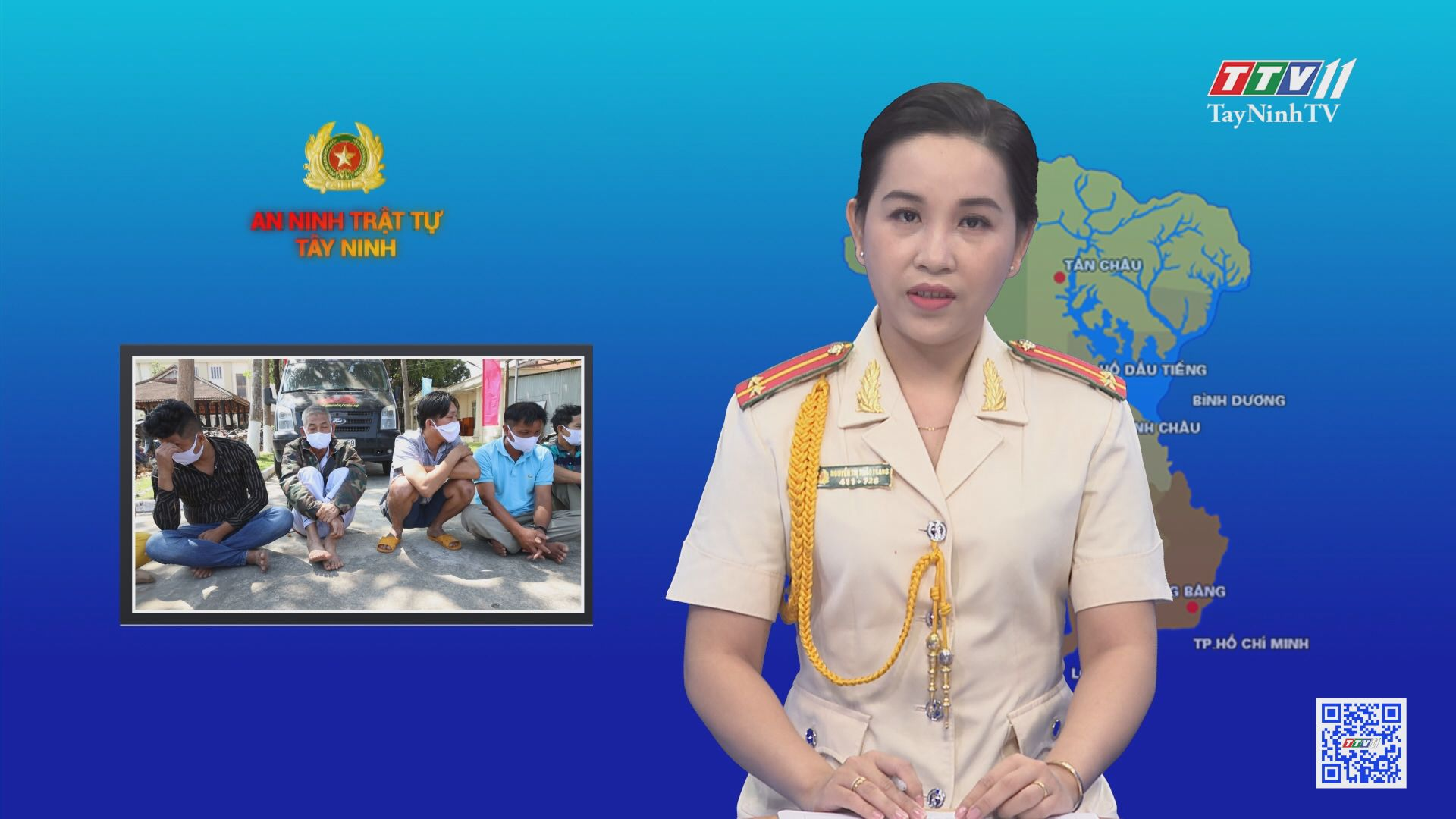 Bắt giữ: nhiều vụ, đối tượng với các hành vi vi phạm pháp luật | AN NINH TRẬT TỰ | TayNinhTV